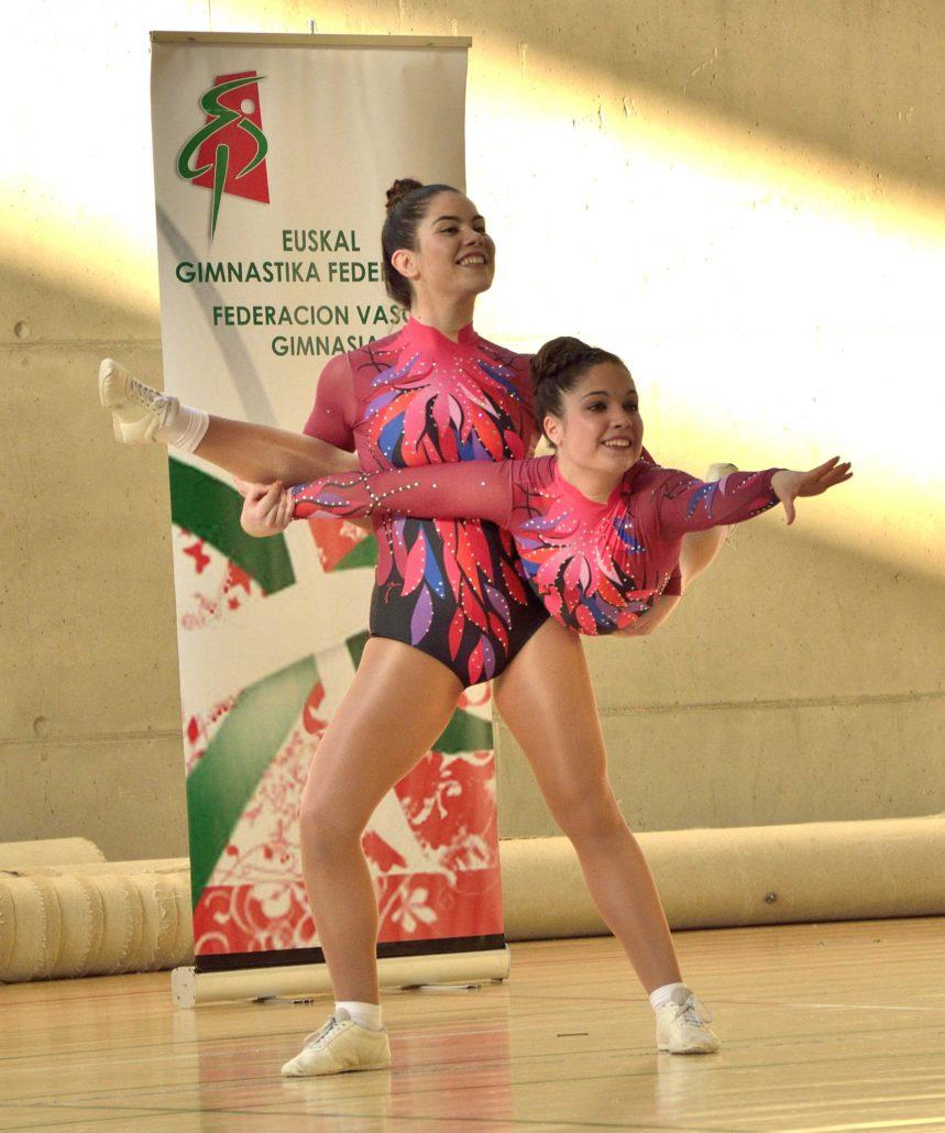 gimnasia aerobic 3
